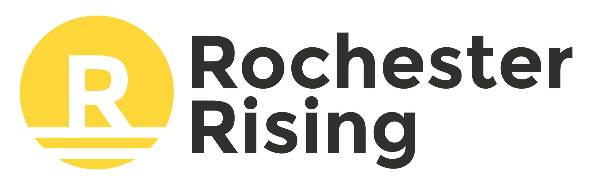 Rochester Rising Logo
