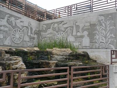 Rochester Riverfront Mural