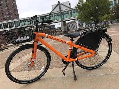 Rochester Bike Share Program (May - October)
