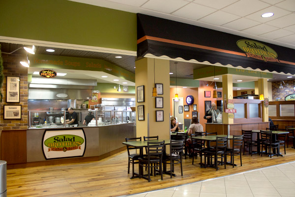 Salad brothers cafe and deli downtown rochester mn for 111 broadway 2nd floor