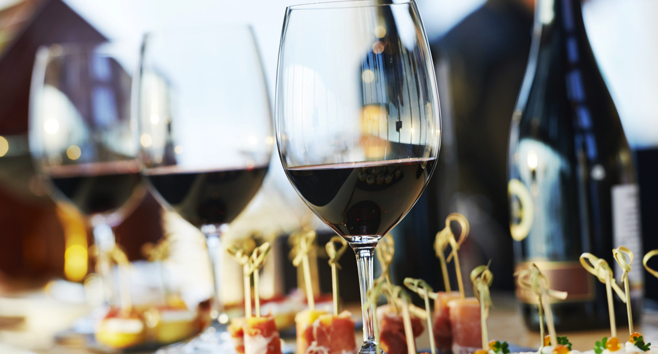 Sontes Catering Wine