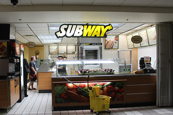 subway downtown rochester mn. Black Bedroom Furniture Sets. Home Design Ideas