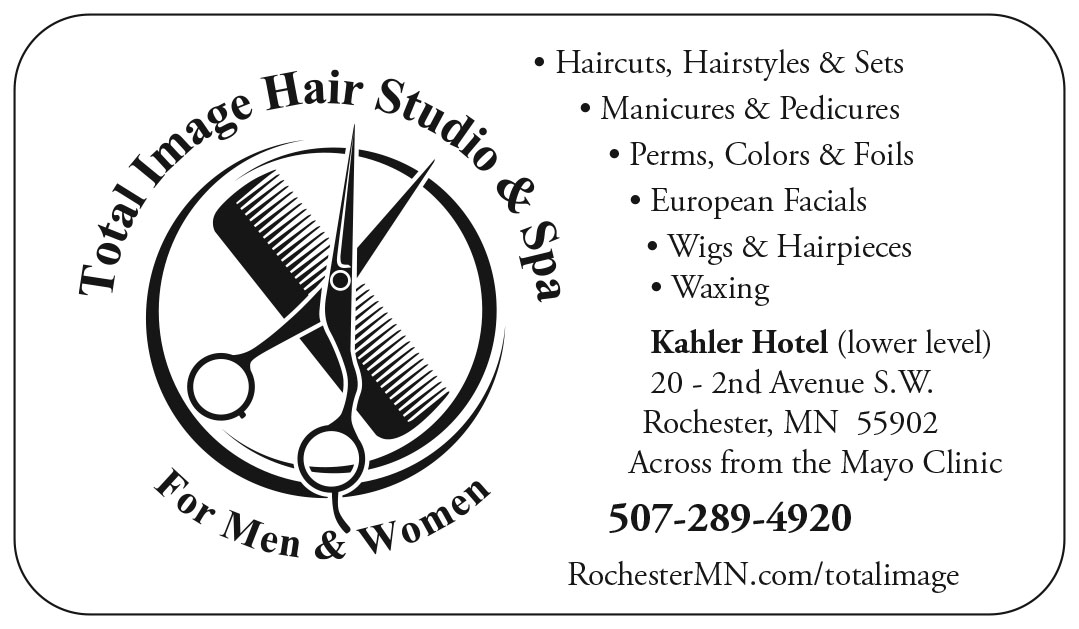 Total Image Hair Salon Downtown Rochester Mn