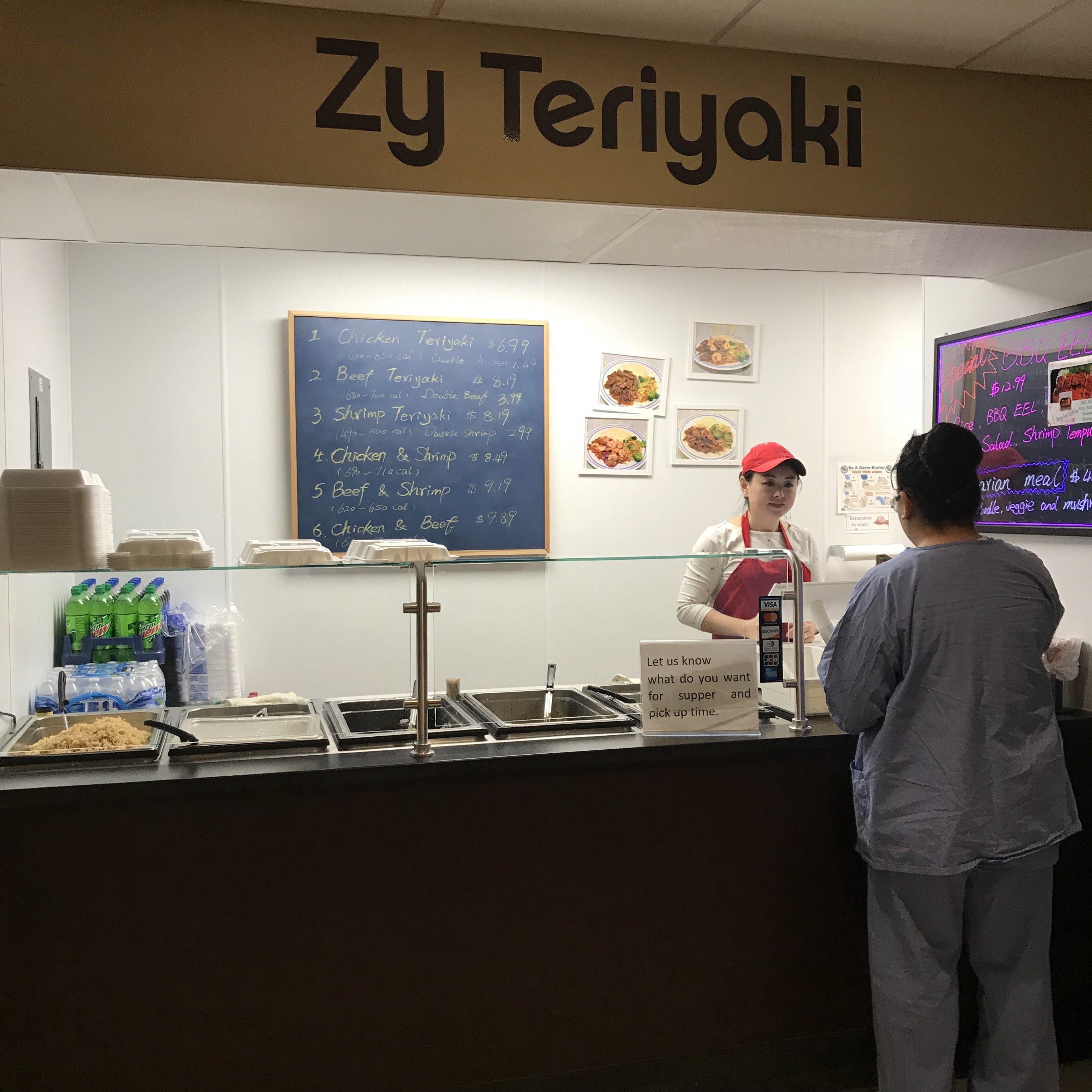 Zy Teriyaki