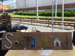 booth at art fair