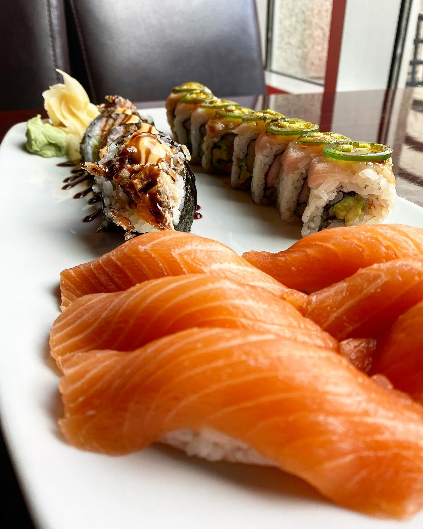 Hasaki Grill & Sushi