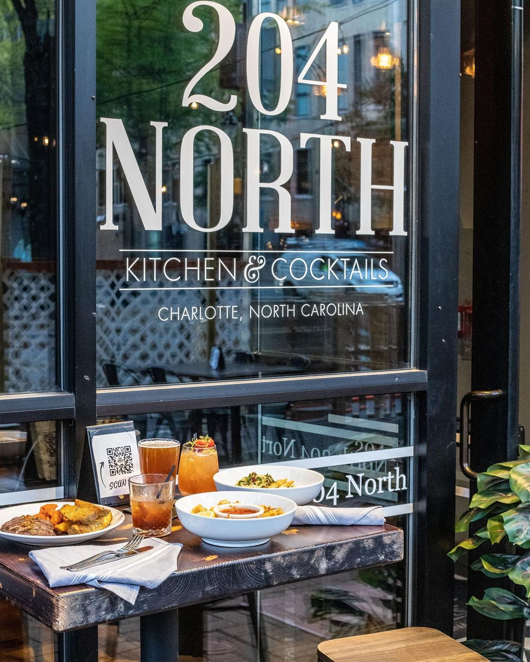 204 N. Kitchen & Cocktails
