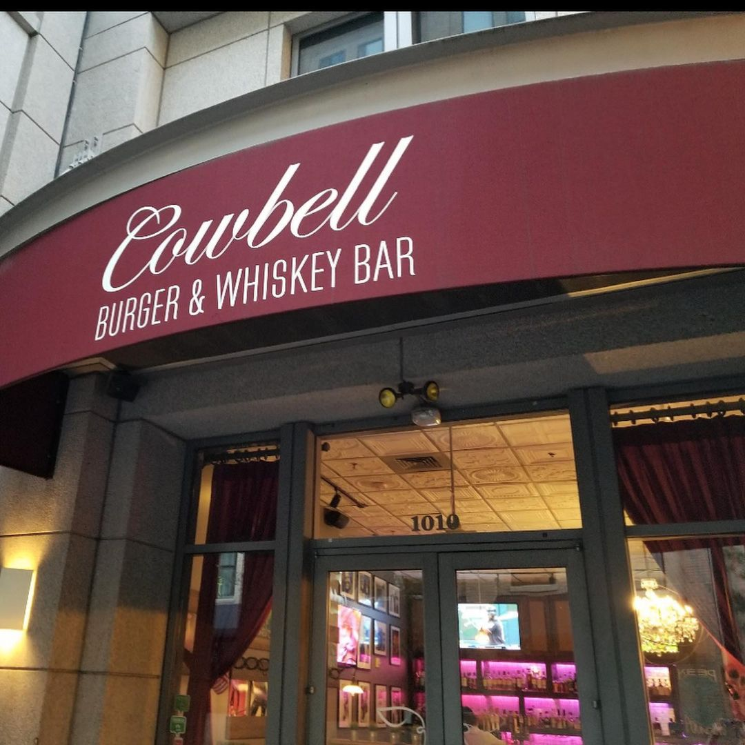 Cowbell Buger & Whiskey Bar