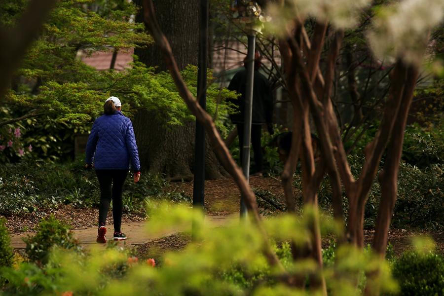 Urban Parks in Uptown Charlotte