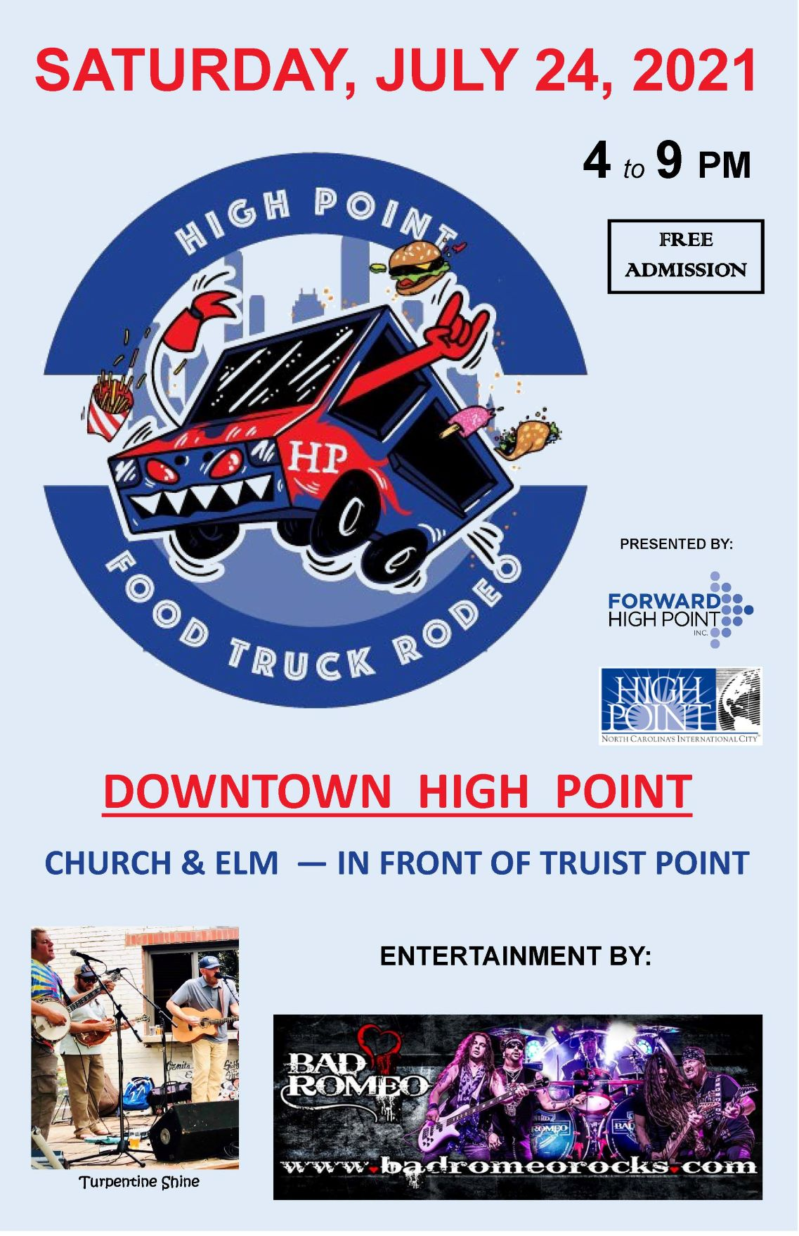 High Point - Food Truck Rodeo