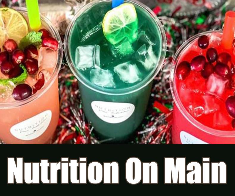 Nutrition on Main