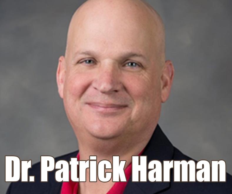 Let's Meet - Dr. Patrick Harman