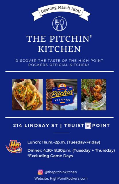 The Pitchin Kitchen