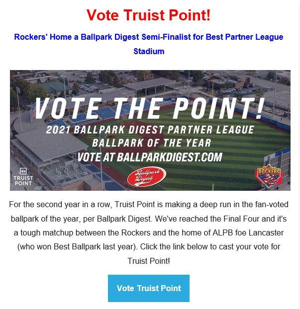 Vote Truist Point!
