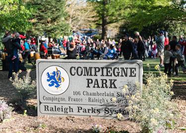 Compiegne Park