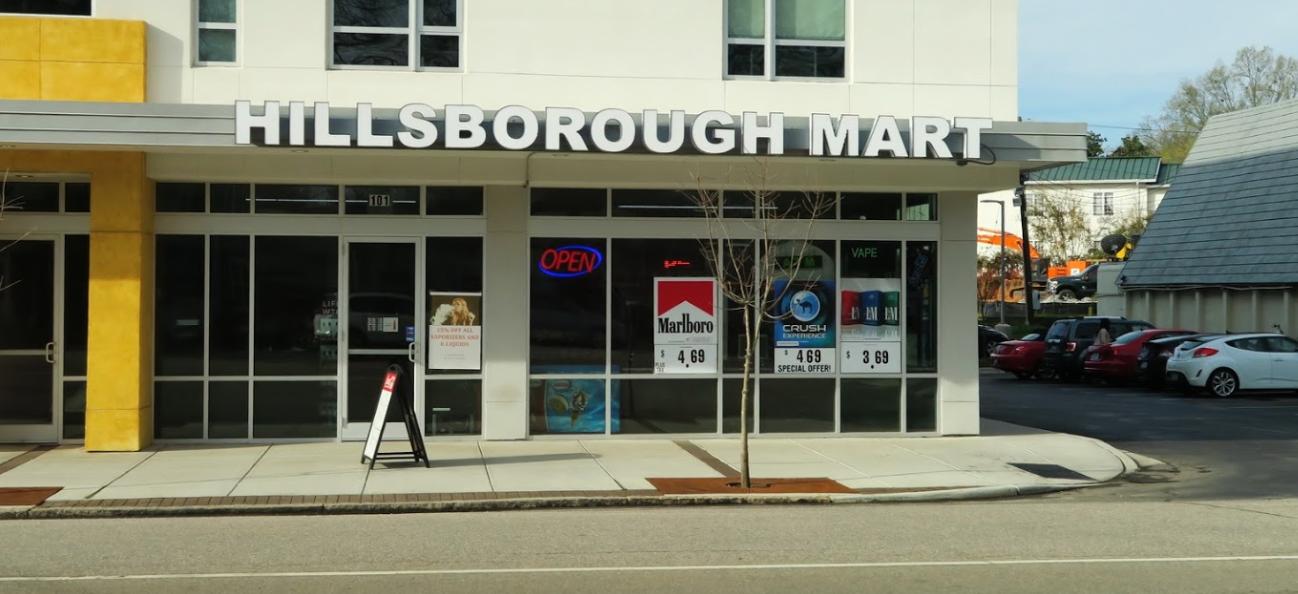 Hillsborough Mart
