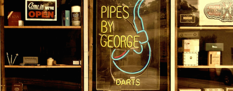 Pipes by George
