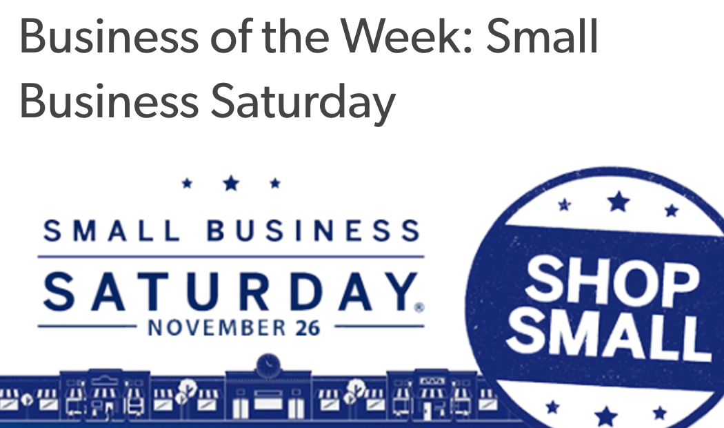 Small Business Saturday Trading Card Co Op