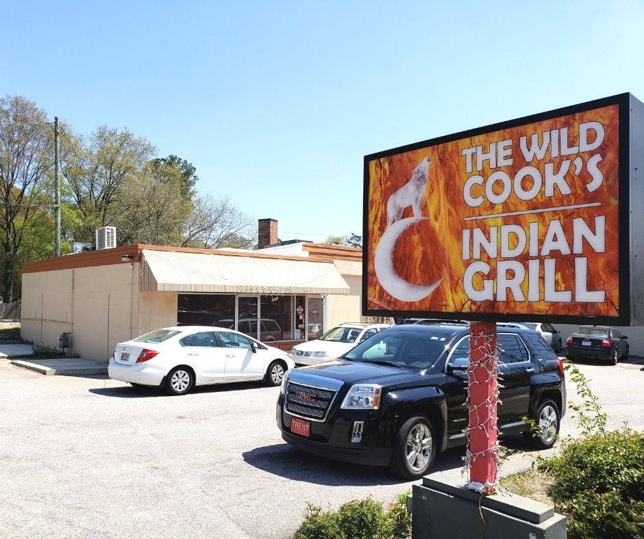 Wild Cook's Indian Grill