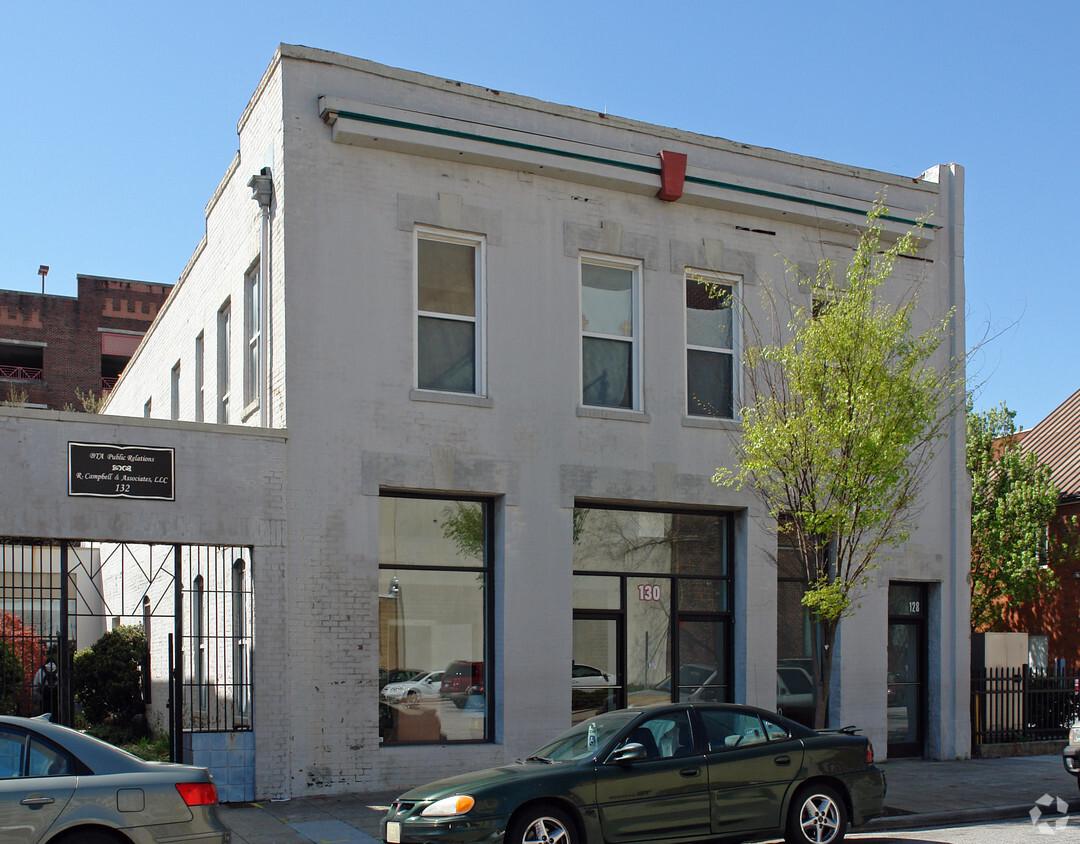 130 E Morgan St