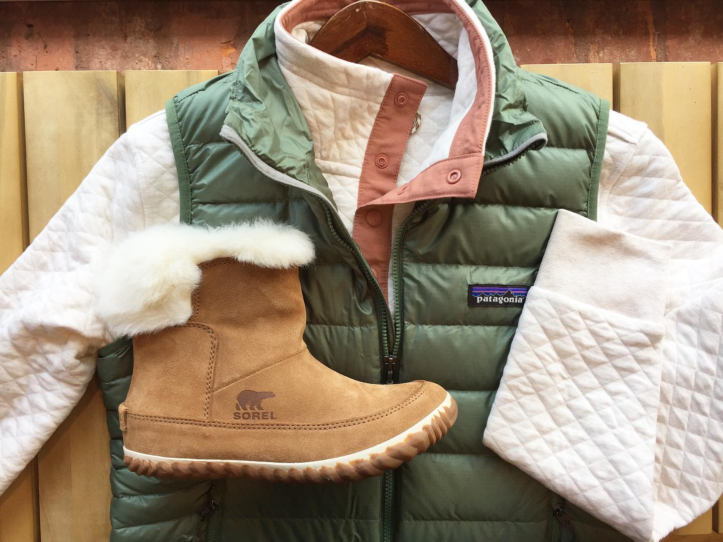 Apex Outfitter Fall 2019