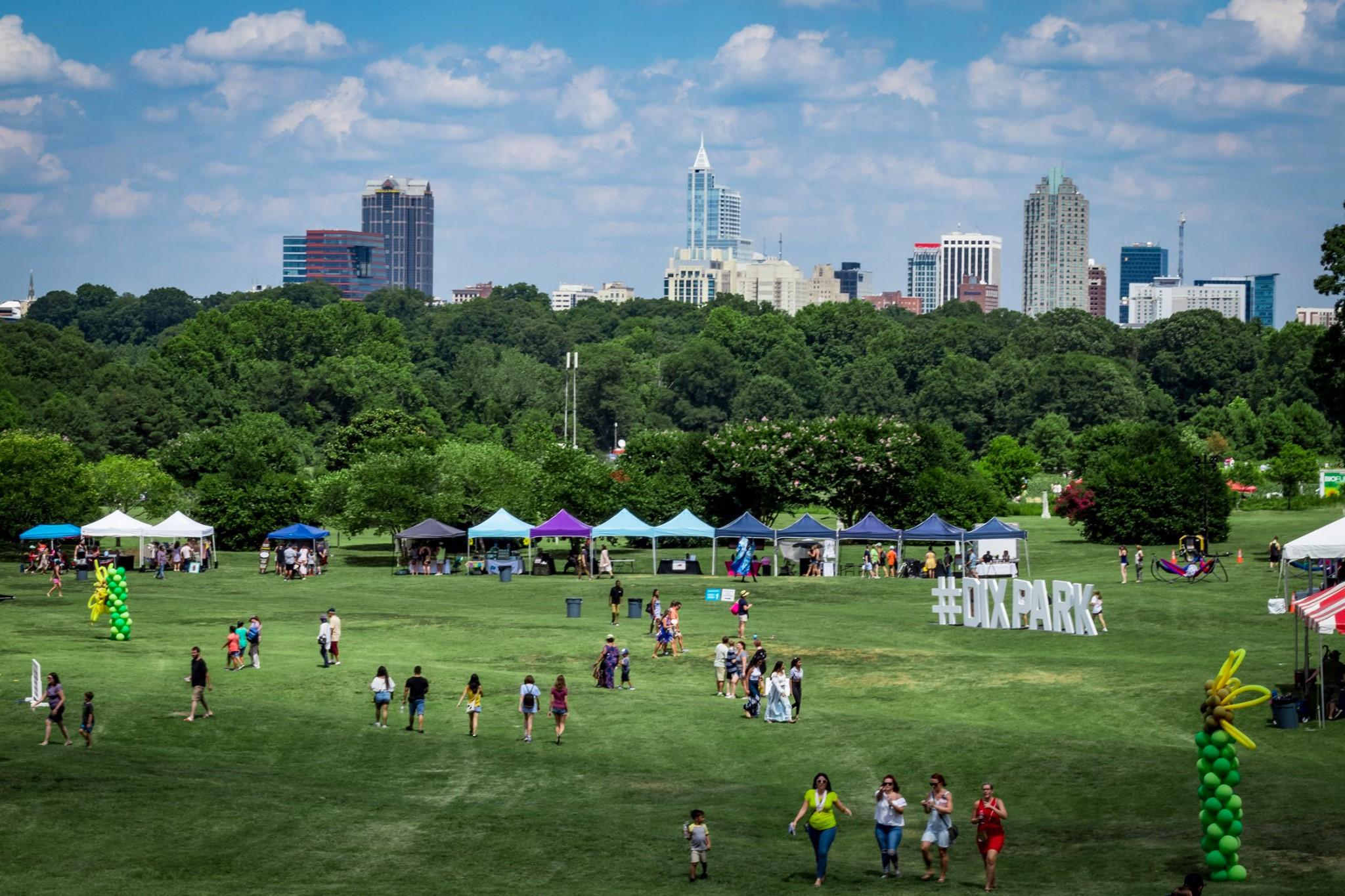 Festival at Dix Park