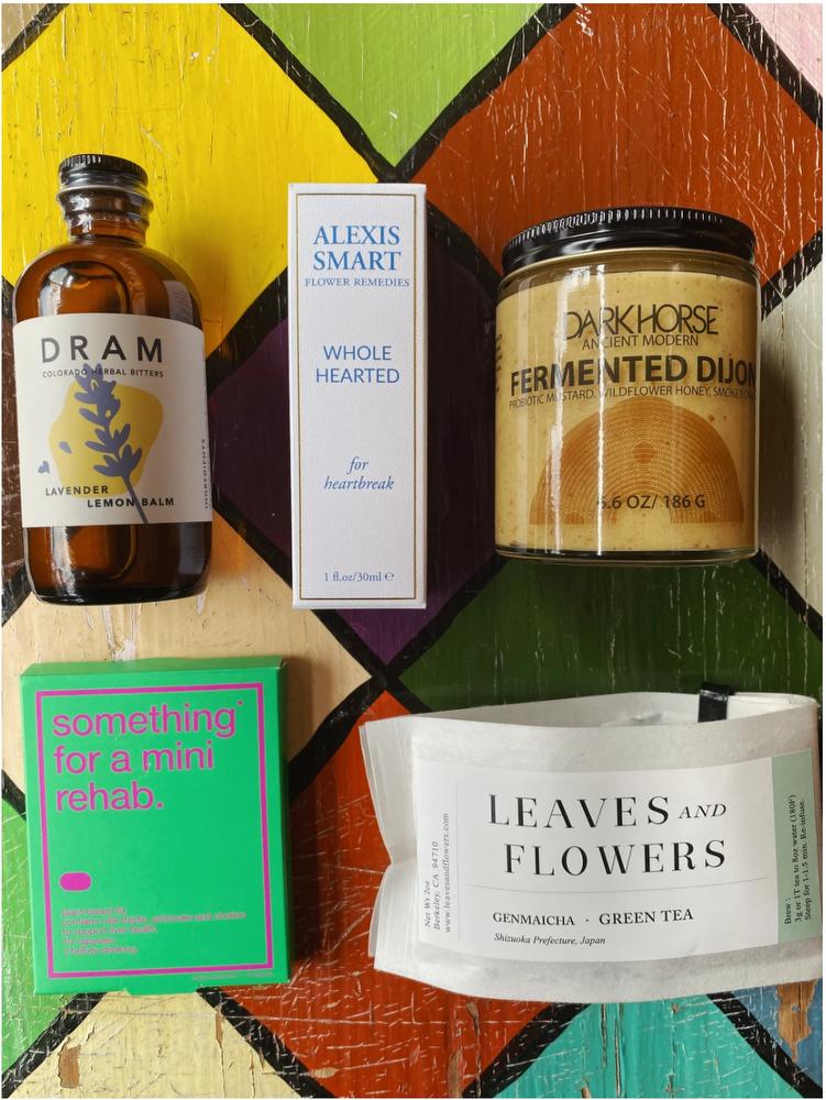Treat Yo Self gift box from Edge of Urge