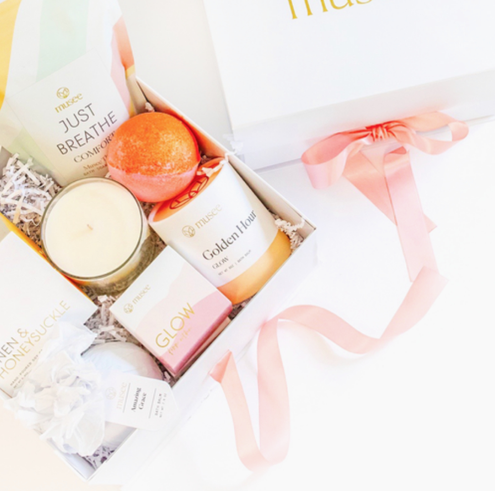 Flourish Market mother's day gift box