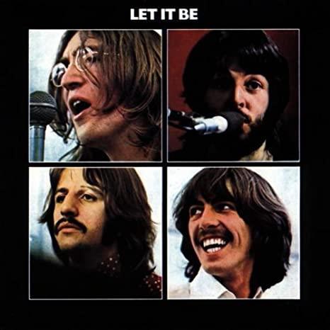 Beatles Let It Be album