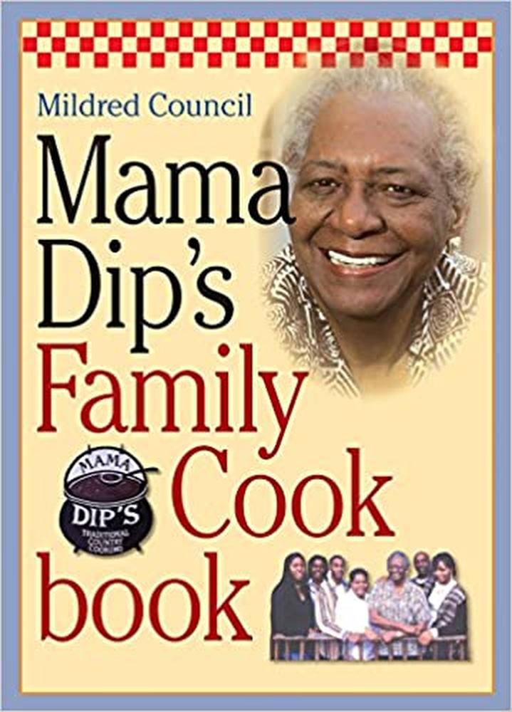 Mama Dips cookbook