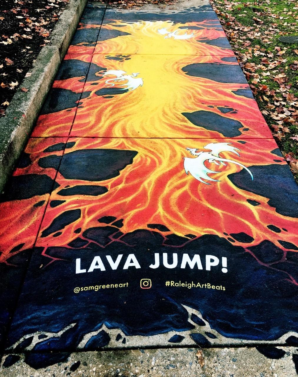 Lava Jump