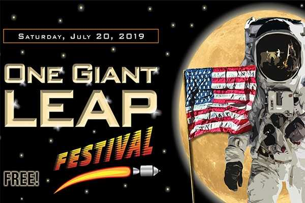One Giant Leap Festival| Downtown Raleigh, NC
