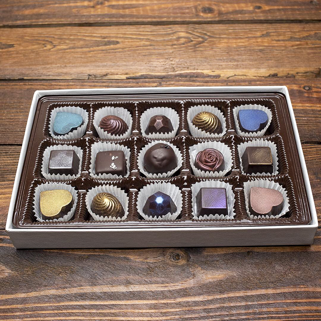 Videri Chocolate Box