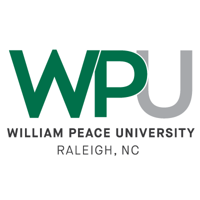 William Peace University logo