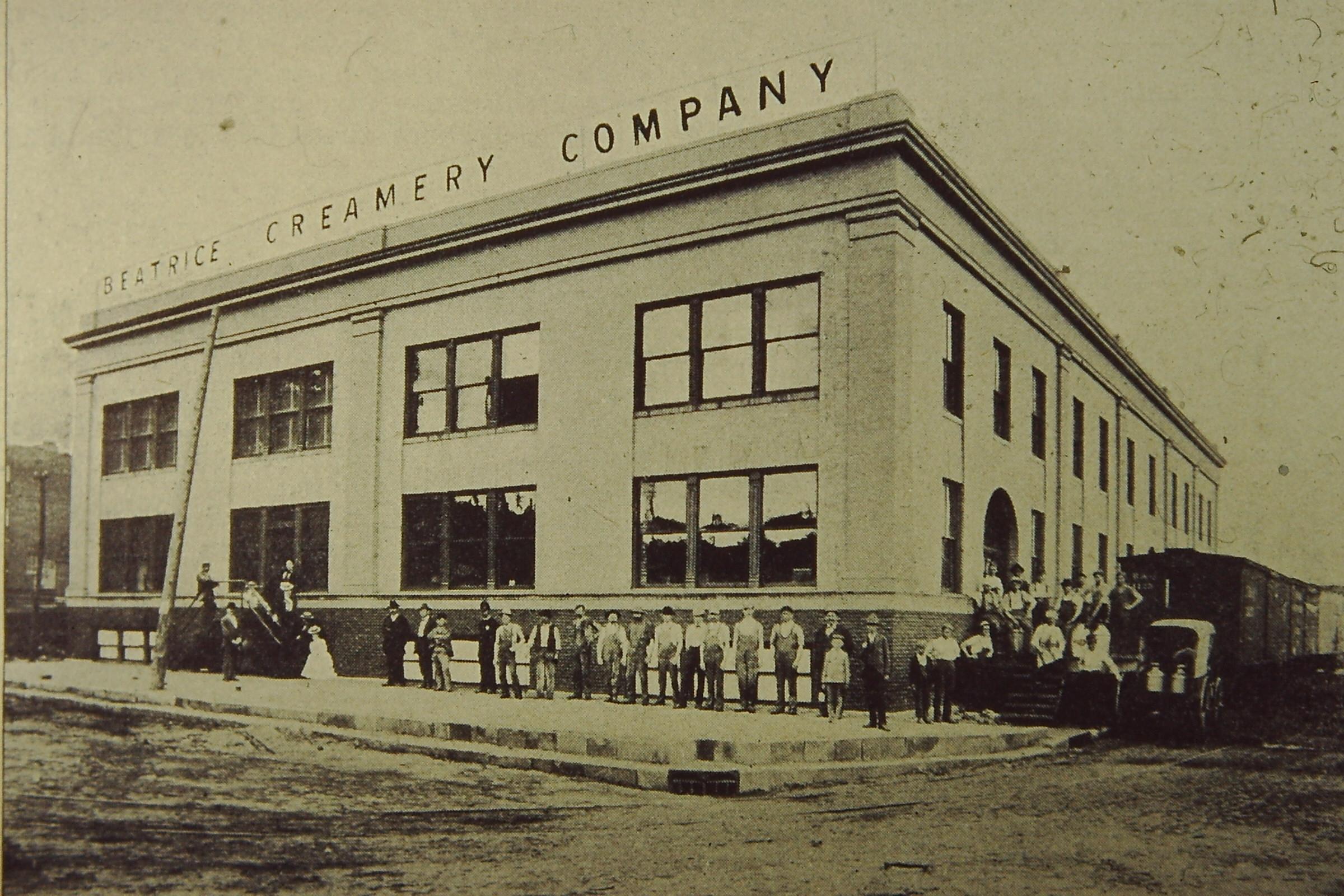 3. Beatrice Creamery Building