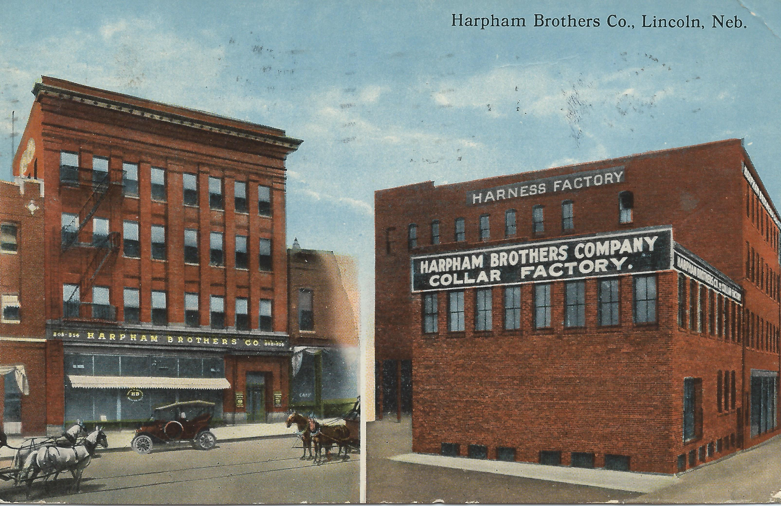 28. Harpham Brothers Buildings