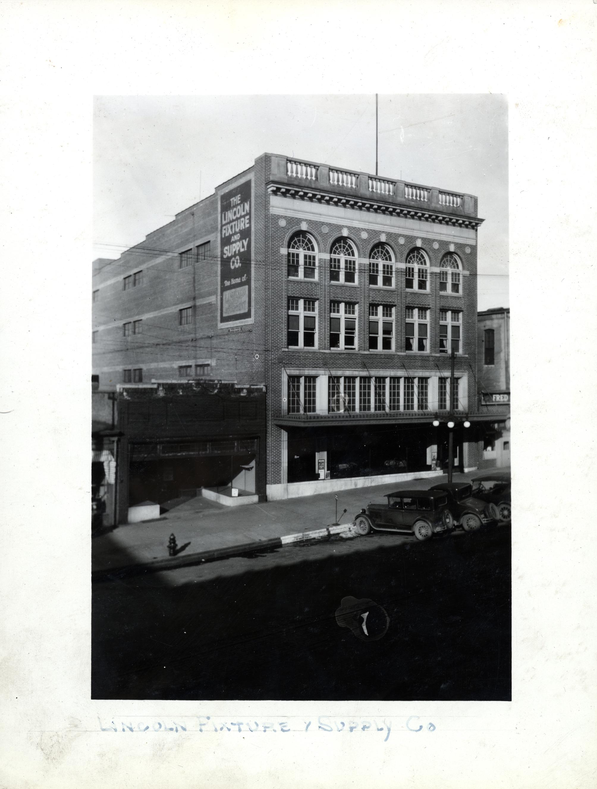 31. Lincoln Fixture Building