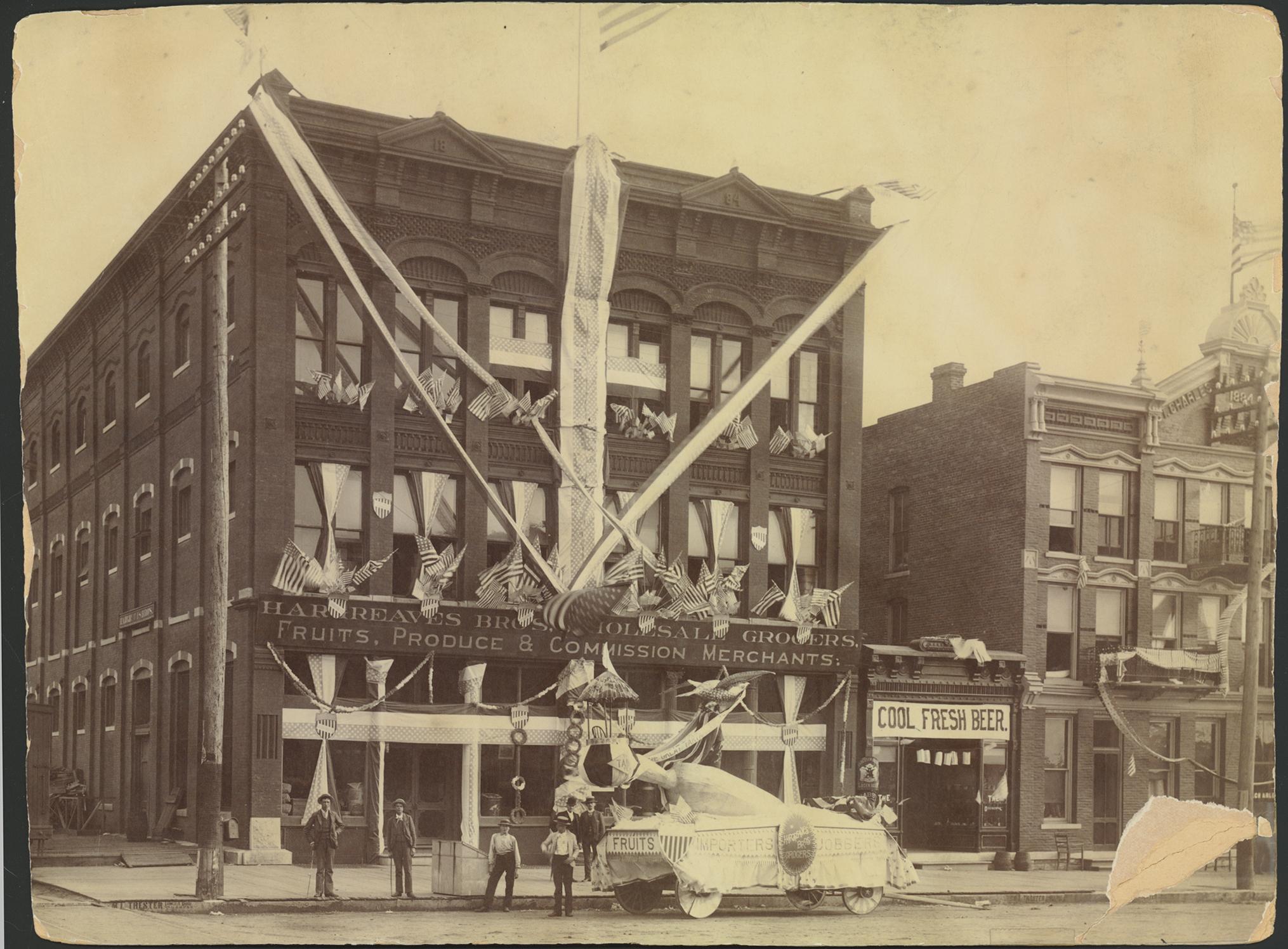 45. Occidental Saloon