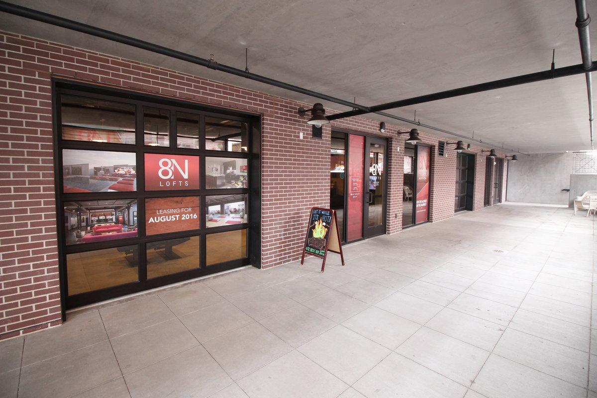 Haymarket Office/Retail Space