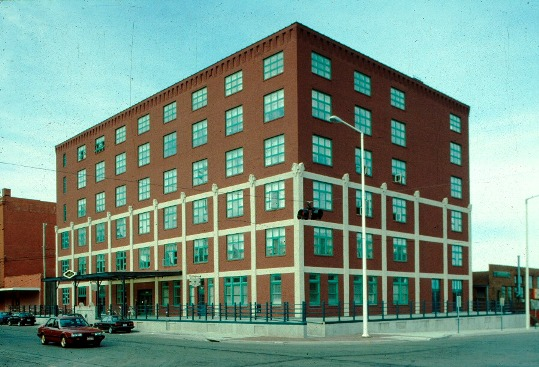 15. Hardy Building