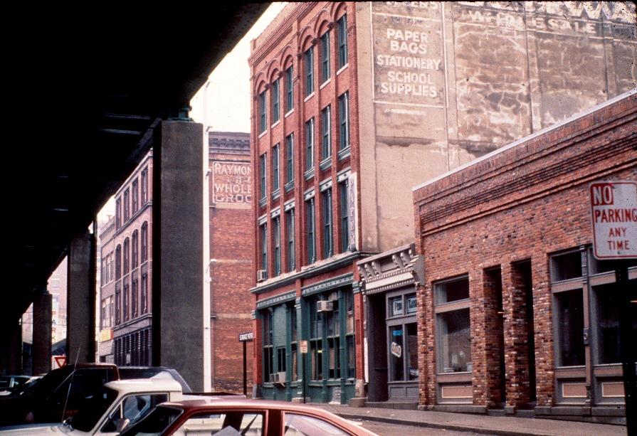 44. Hargreaves Bros./Schwarz Paper Building