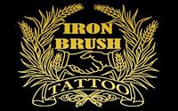 Iron Brush Tattoo