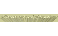 Nebraska Abstracters Board of Examiners