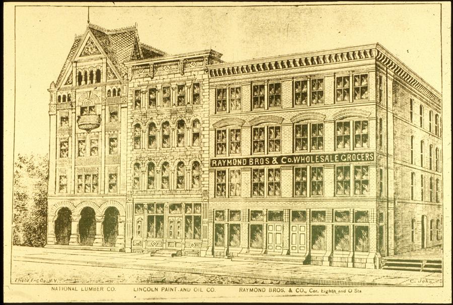 39. Raymond Brothers Building