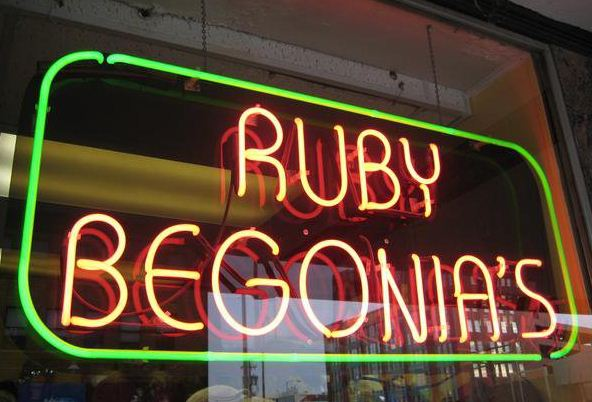 Ruby Begonia's