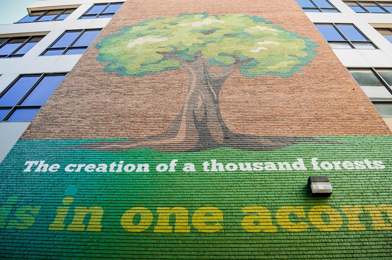 Arbor Day Foundation Mural
