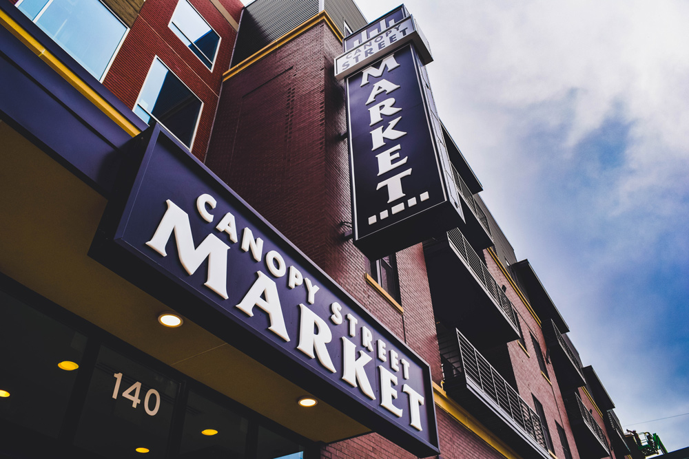 Impact Award Winner: Canopy Street Market is Lincoln's Downtown Grocery with a Small-Town Feel