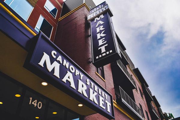 Canopy Street Market