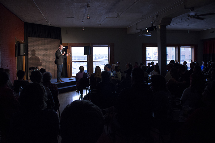 Comedy Loft Brings Big Name Acts to Haymarket