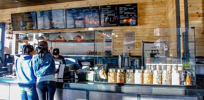 Burgerfi Downtown Lincoln Ne
